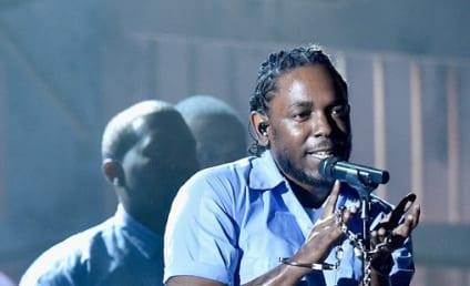 Kendrick Lamar Makes Serious Statement at 2016 Grammy Awards