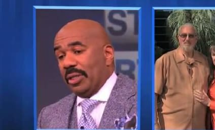 Steve Harvey Breakdown: What Made the Comedian Cry?