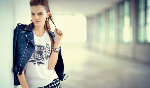 Emma Watson Teen Vogue Photo