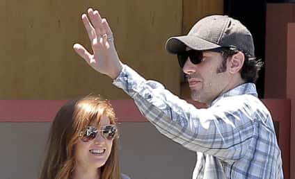 Sacha Baron Cohen & Isla Fisher: Married!