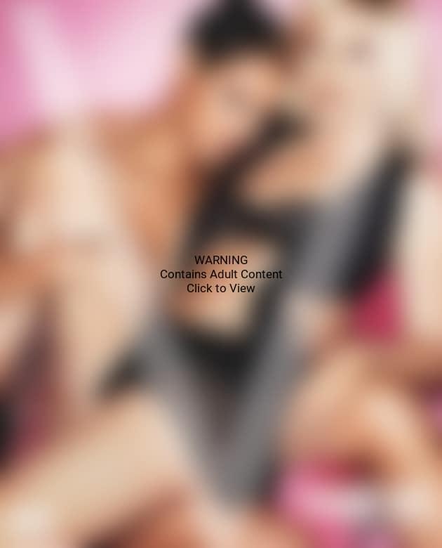 Rihanna, Kate Moss Nude