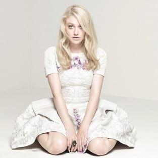 Dakota Fanning Magazine Photo