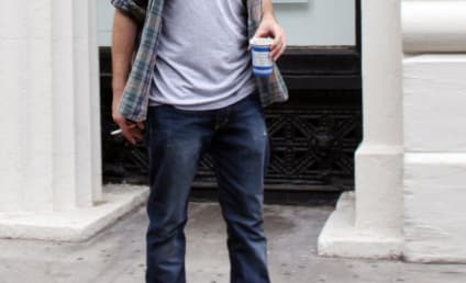 Robert Pattinson Films Remember Me in N.Y.C.