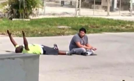 Charles Kinsey: Unarmed Therapist Shot By North Miami Cops