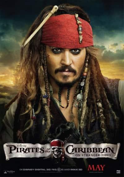 Captain Jack Poster