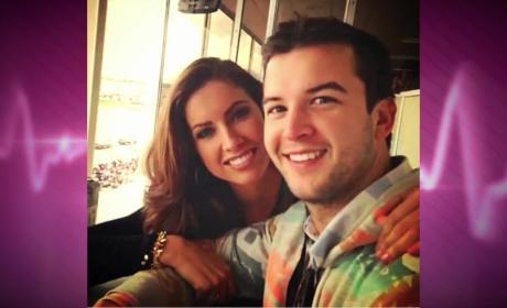 Katherine Webb, AJ McCarron Engaged
