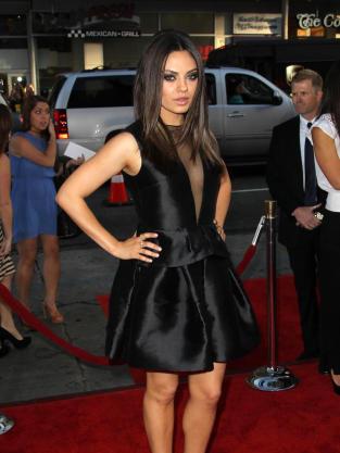 Mila Kunis Red Carpet Photo