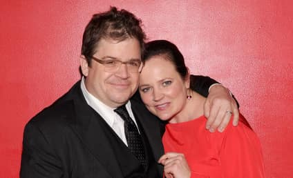 Patton Oswalt on Wife's Death: I Think She Overdosed