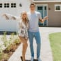 Lauren Burnham and Arie Luyendyk Jr. Buy a House