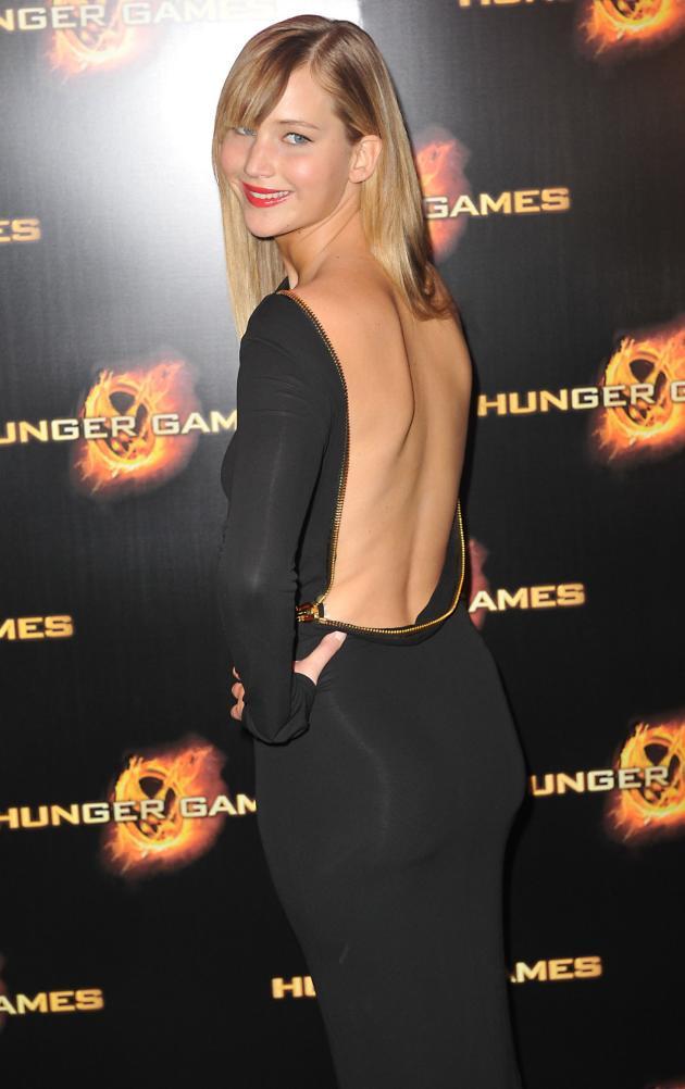 Jennifer Lawrence in Paris