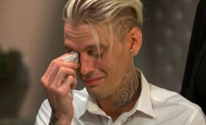 Aaron Carter: I Have an Eating Disorder, Leave Me Alone!