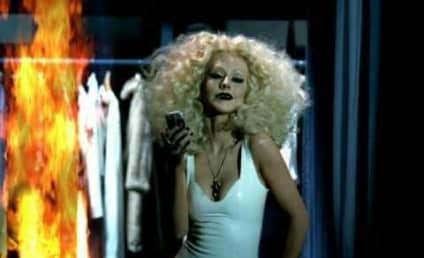 New Christina Aguilera Music Video: Too Sexy?