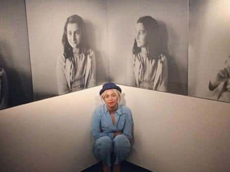 Beyonce Anne Frank House Photos: Offensive or Harmless ...