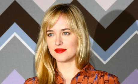 Should Dakota Johnson star in 50 Shades of Grey?