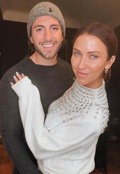 Kaitlyn Bristowe and Jason Tartick Snapshot