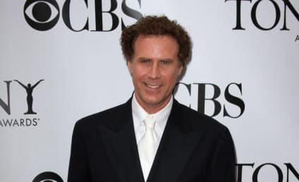 A Thumbs-Up From Will Ferrell