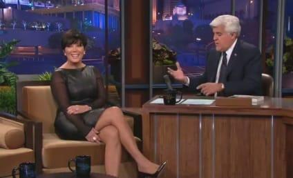 Kris Jenner Laughs Off Divorce Rumors
