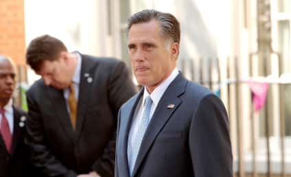 Mitt Romney: Destroyed by British Press Over London Olympic Diss
