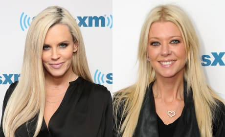 Tara Reid Clashes on Air with Jenny McCarthy, Storms Out of Interview