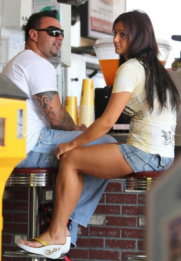 JWoww and Roger Williams