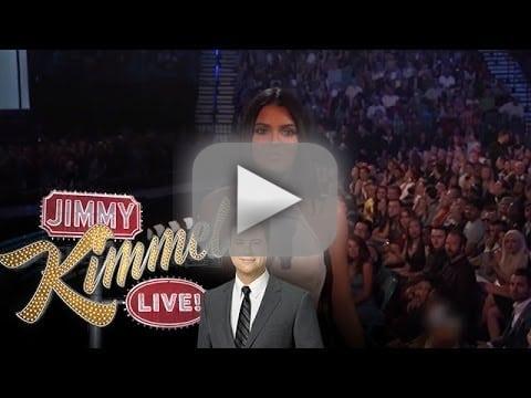 Jimmy Kimmel Mocks Kendall Jenner