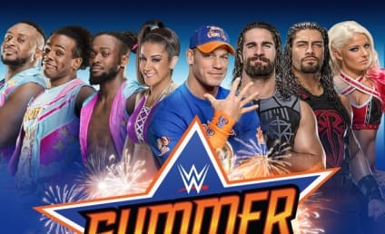 SummerSlam 2017: All the Title Changes, All the Results!