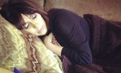 Kim Kardashian as a Mother: First Look!!!