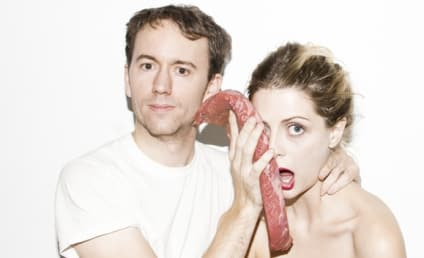 Steak Out: Mischa Barton Sinks Teeth Into Bizarre Photo Shoot