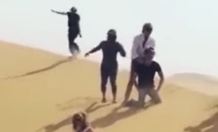 Rod Stewart Apologizes for Mock Execution Video