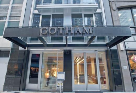 Gotham Hotel via fb