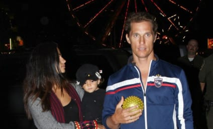 Matthew McConaughey and Camila Alves Welcome Baby #2!