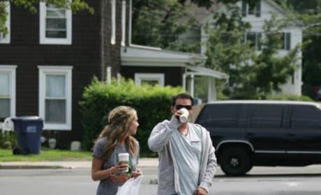Hailey Glassman and Jon Gosselin