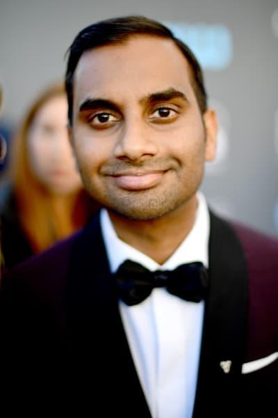 Aziz Ansari Snapshot