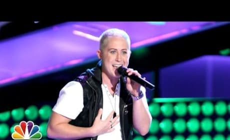 "Kristen Merlin: ""Something More"" (The Voice Audition)"