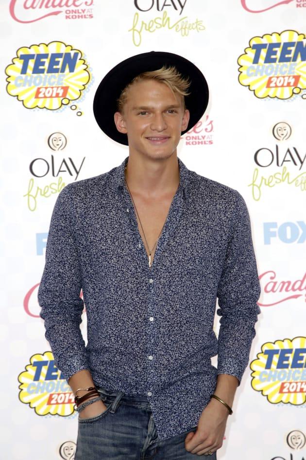Cody Simpson at Teen Choice Awards