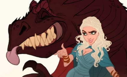 Game of Thrones, Disney-Style: When You Wish Upon a Hodor!