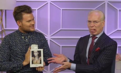 "Tim Gunn Slams Kim Kardashian Book as ""Disgusting, Vile"""