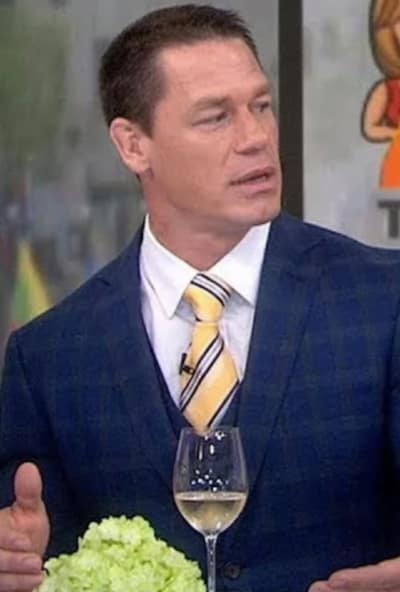 John Cena on Today