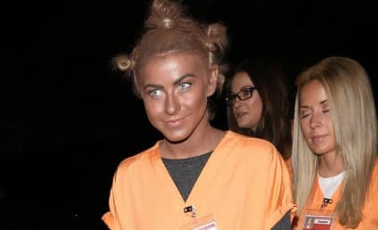 Julianne Hough Goes Blackface for Halloween: Funny or Foul?