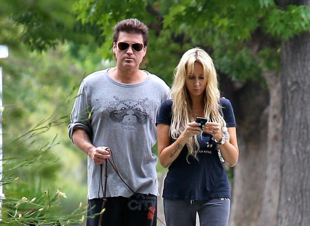 Billy Ray and Tish Photo