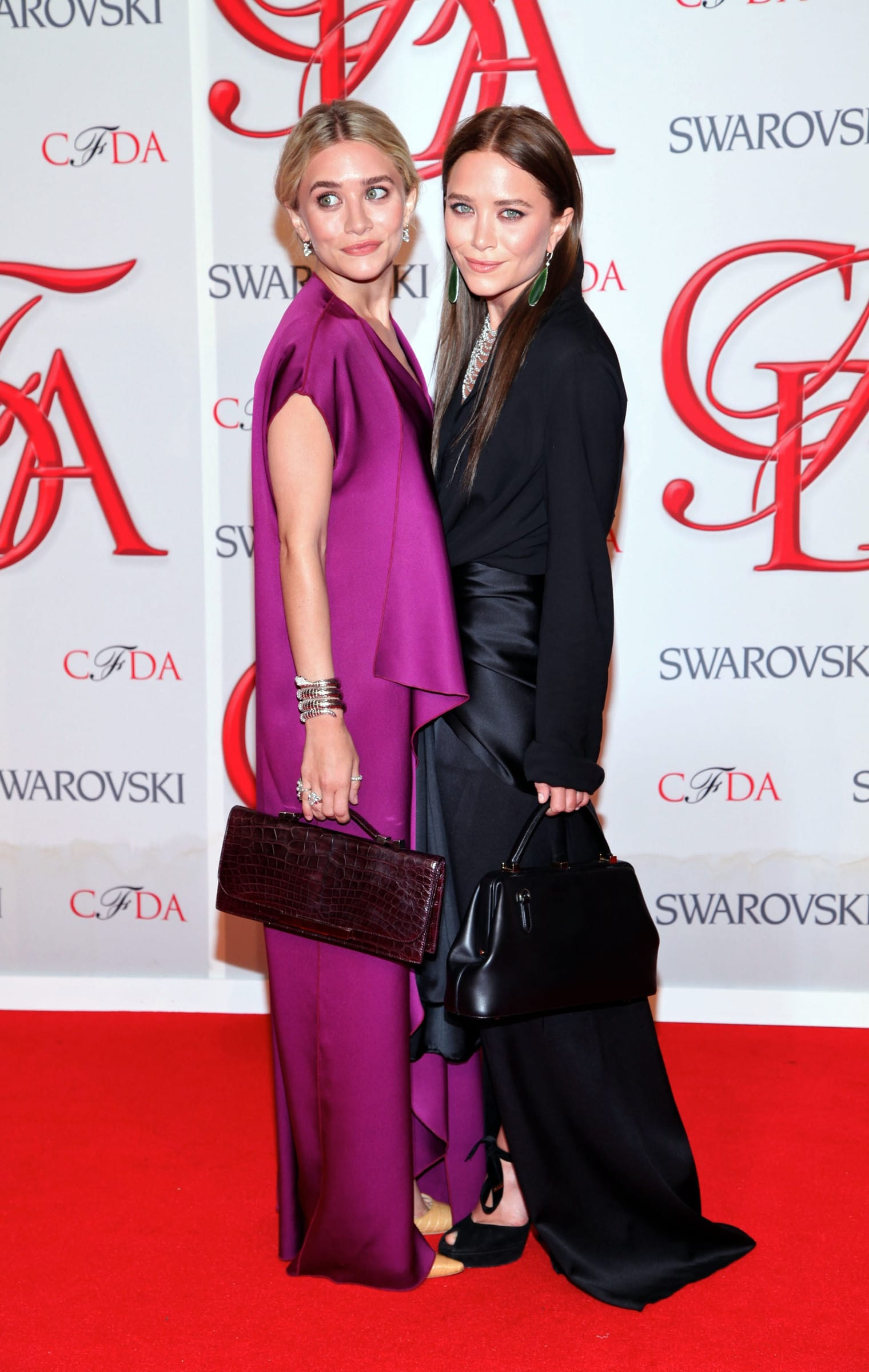 Olsens, Billy Reid Win Big at 2012 CFDAAwards recommendations