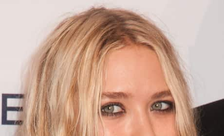 Mary-Kate Olsen Up Close