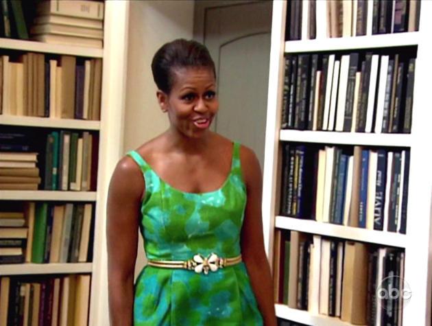 Michelle Obama Fashion Sense