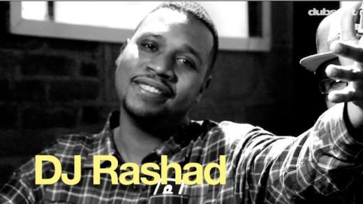 DJ Rashad Pic