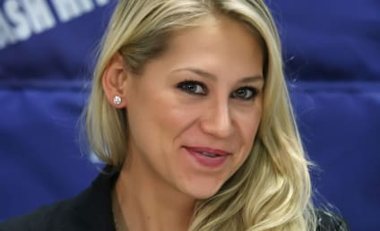 Anna Kournikova Hearts Sweating, Decries Marriage