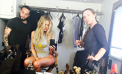 Khloe Kardashian Kontinues to Sell Out, Shills for Ridiculous Waist Cincher