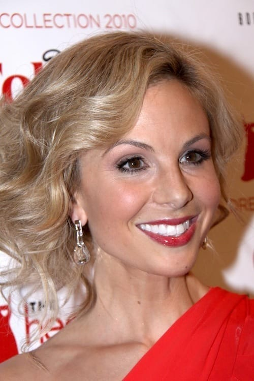 Elisabeth Hasselbeck in Red