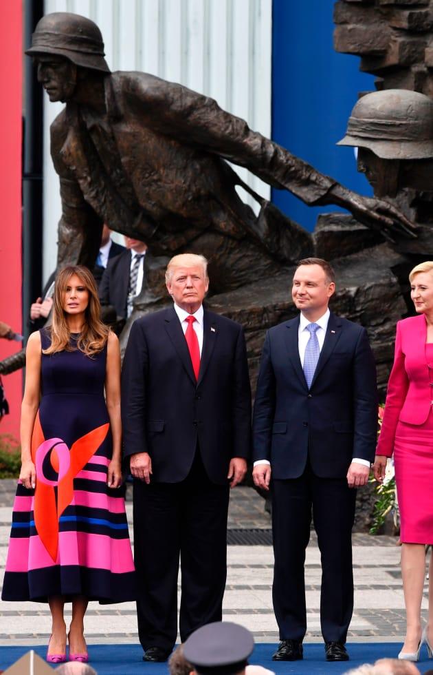 Trumps and Dudas