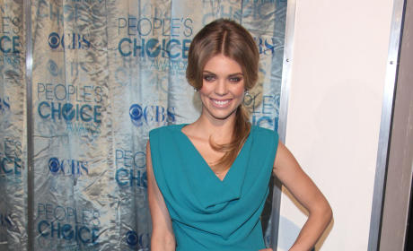 AnnaLynne at the PCAs
