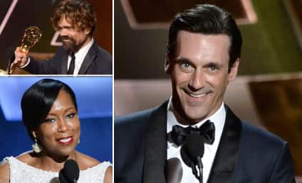 Emmy Awards 2015: The Fashion! The Speeches! The Jokes!